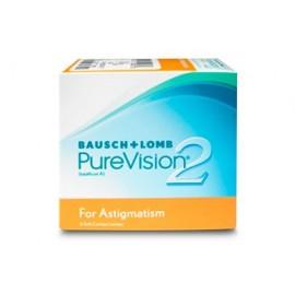 PureVision Toric (para Astigmatismo)