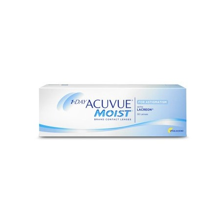 1 Day Acuvue Moist Astigmatismo