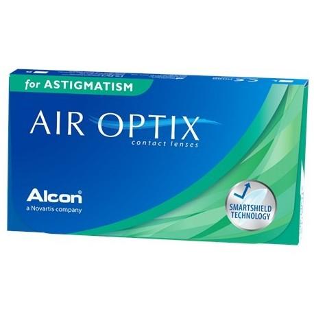 Air Optix para Astigmatismo