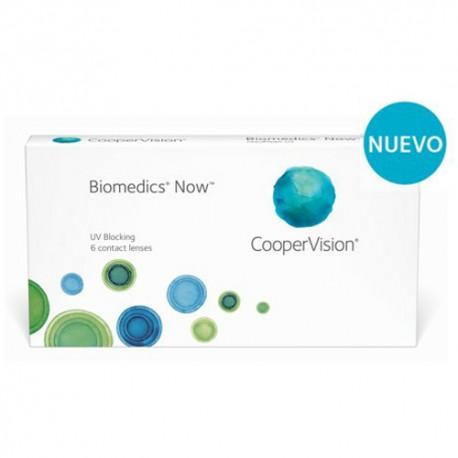 Lentes de Contacto Biomedics Now CooperVision